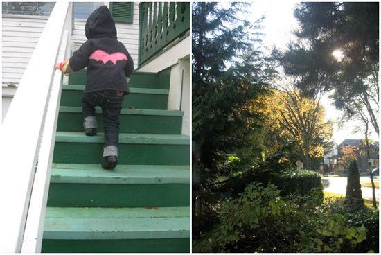 Kristen_garden_stairs