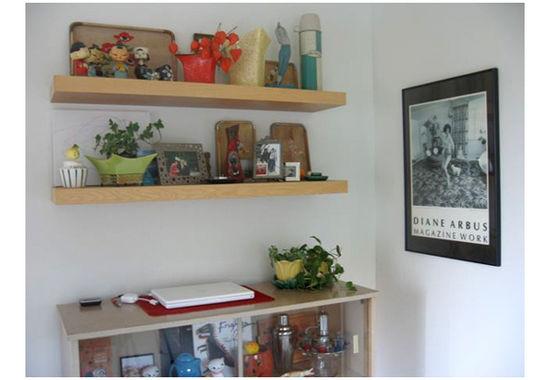 Kristen_shelves