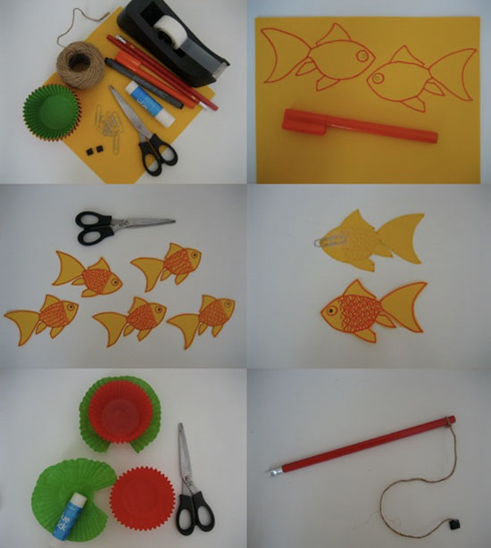 Bookhoucraftprojects Project 36 Fun Fishing Game