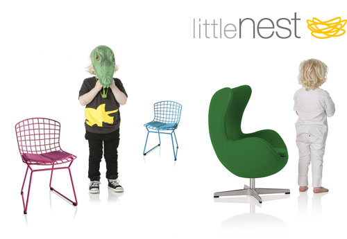 Kinder Egg Chair.436 Little Nest Intro