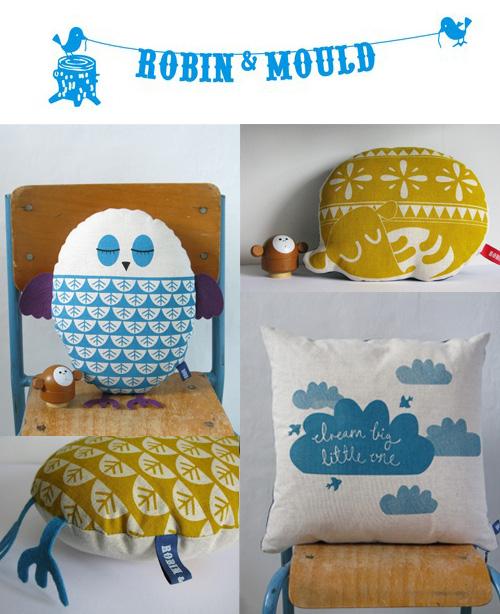 Robinmould