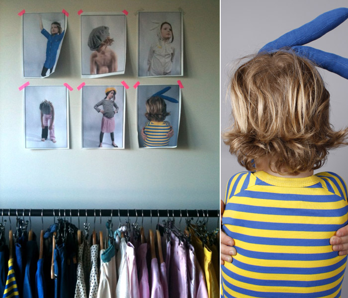 ... importantly the absoluut best kids fashion designer from the Netherlands ...