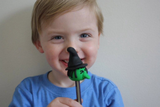 Hunter-pencil-topper