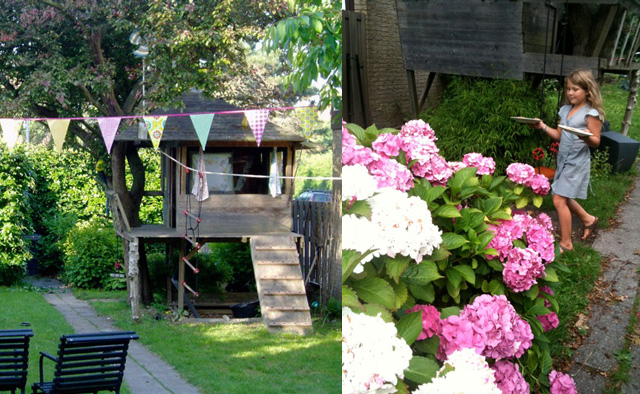 Superieur Dream Garden Treehouse