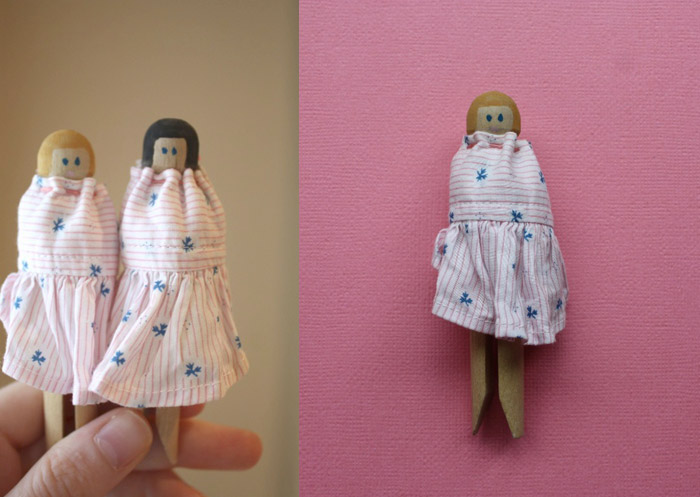 Clothes-Peg-Dolls