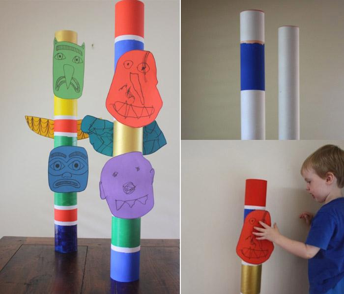 Totempole-craft