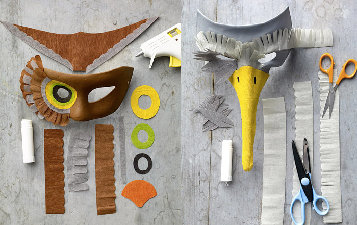 Birdmasks