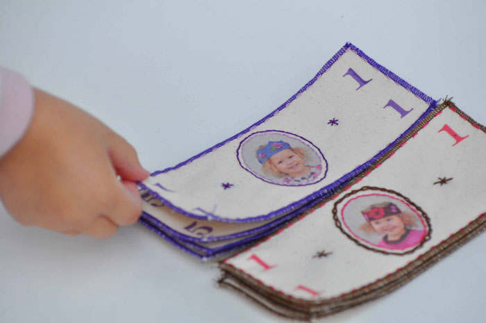 Craft project make fabric play money intro for Making crafts for money