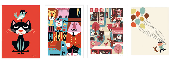 Guest Post by Hannah Showler about 'prints for kids' (intro)