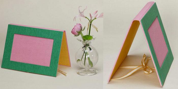 Как сделать рамку для открытки своими руками
