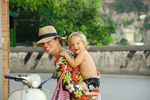 Courtney-and-Quin-in-Positano