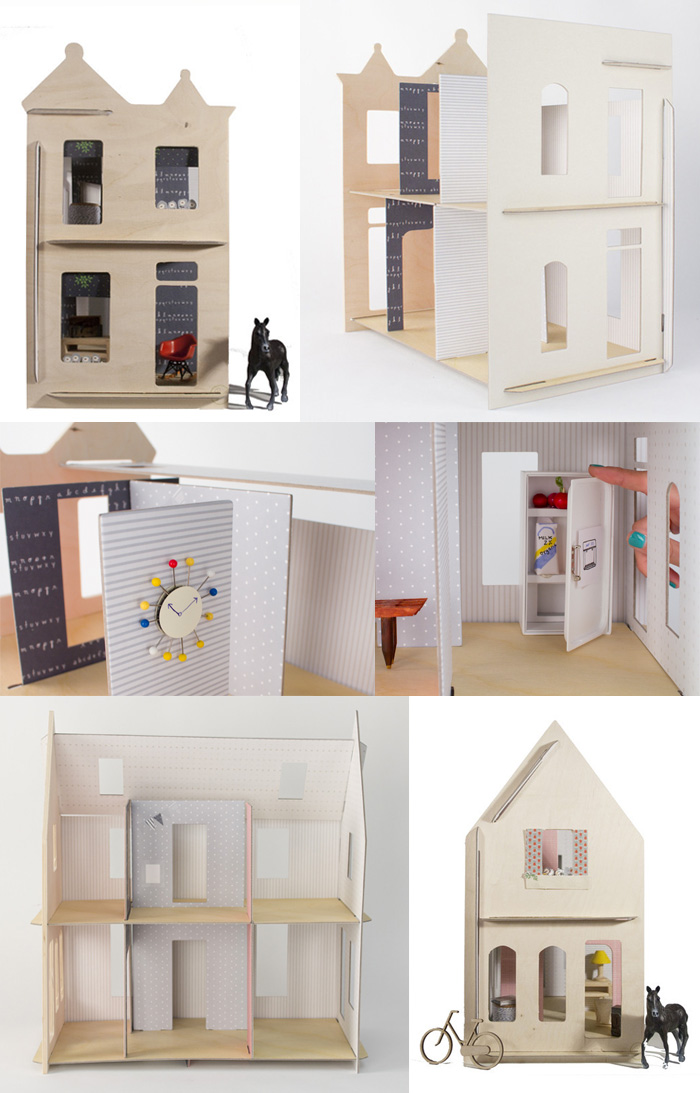 lille huset dollhouse