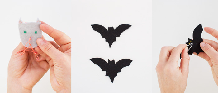 Craftproject-bats