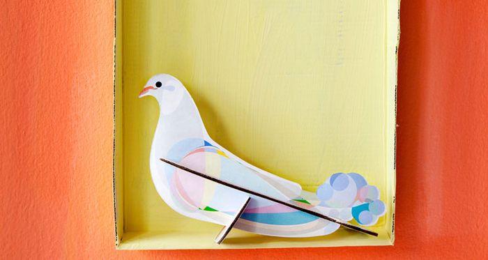 Dove-kidsonroof