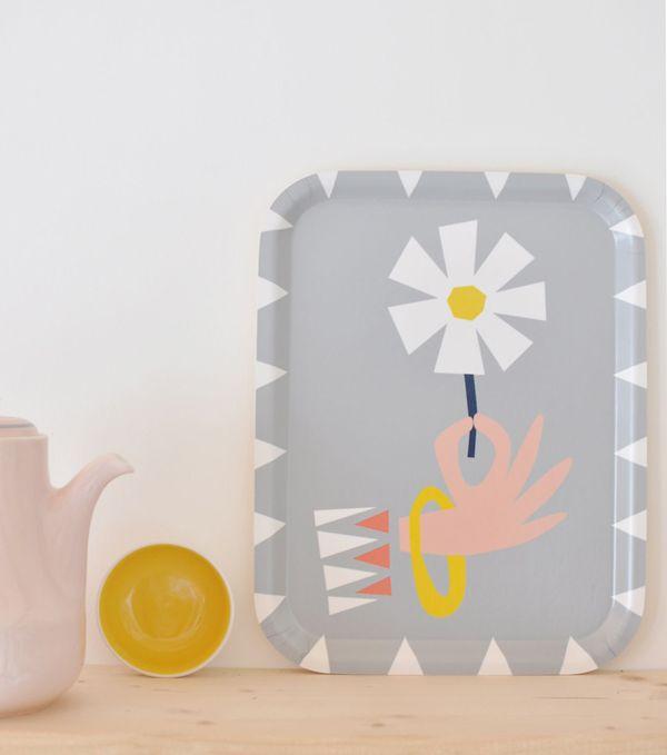 Famillesummerbelle-tray