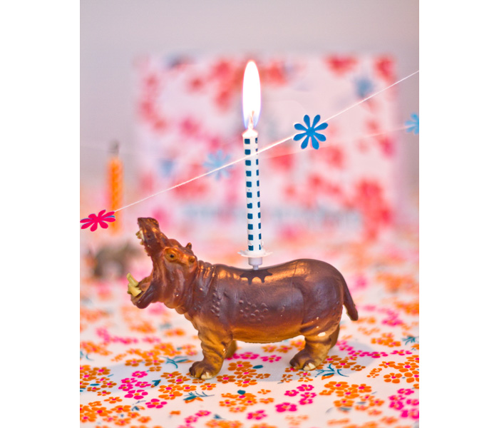 Bookhoucraftprojects Project 130 DIY Party Animal Candle Holder