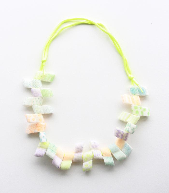 Foamchip-necklace