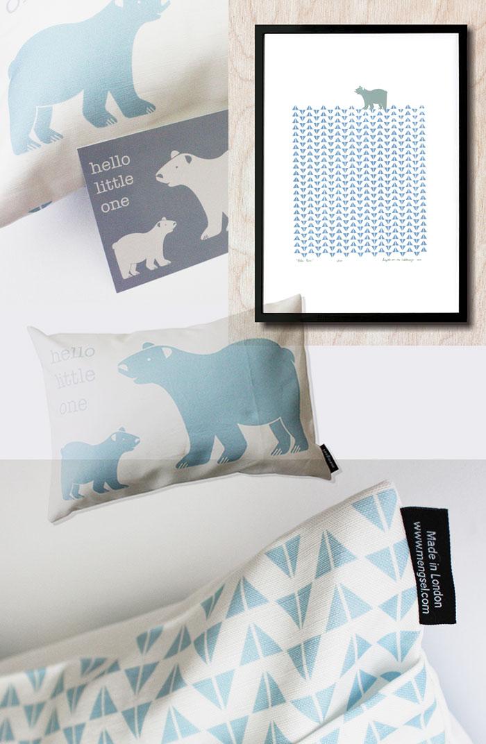 Bloesem Kids | Mengsel pillowcases