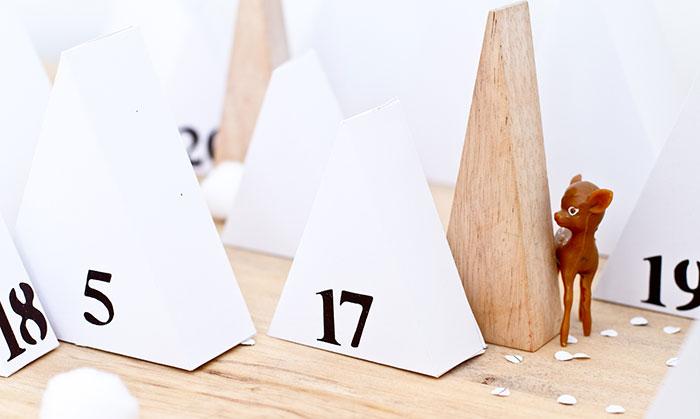 Bloesem Kids   DIY Advent calendar 2013