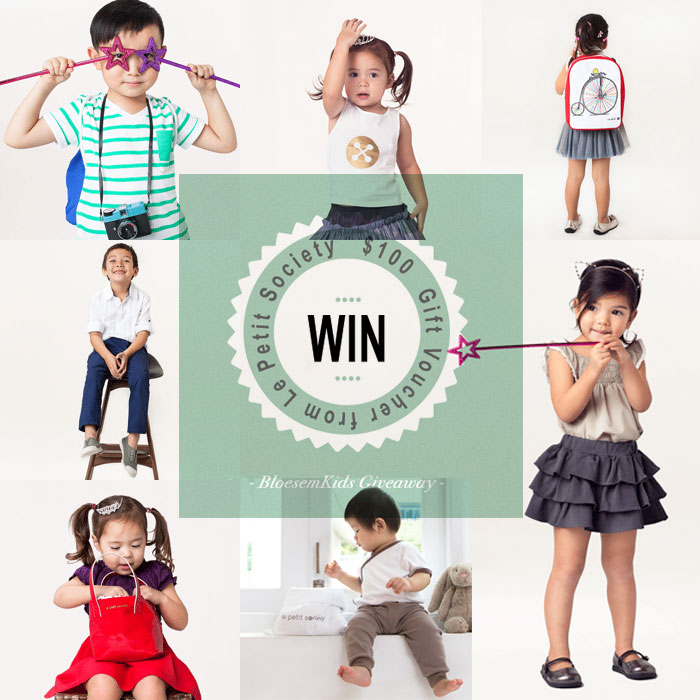 Bloesem Kids | Le Petit Society giveaway