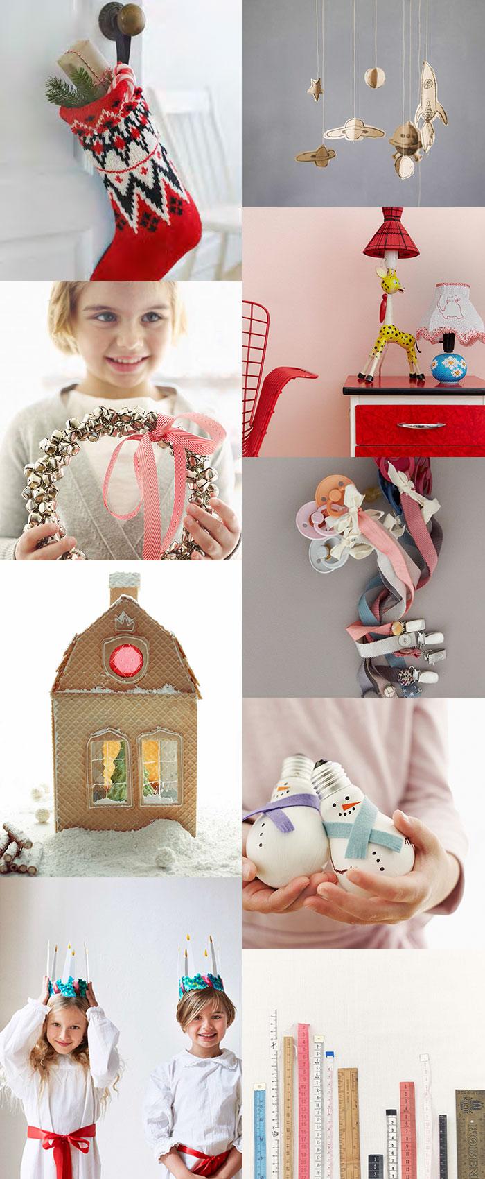Bloesem Kids | Sweet Paul Kids Holiday Magazine