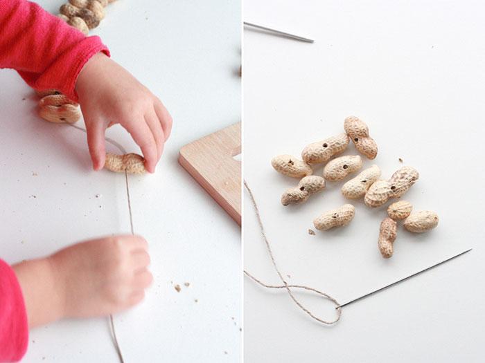 Bloesem Kids | La Fete Bird Garland DIY tutorial