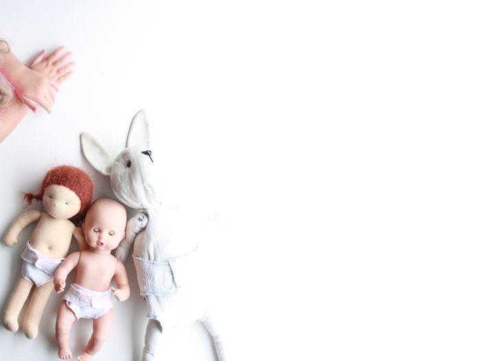 BLoesem Kids | Craft DIY Play Diapers