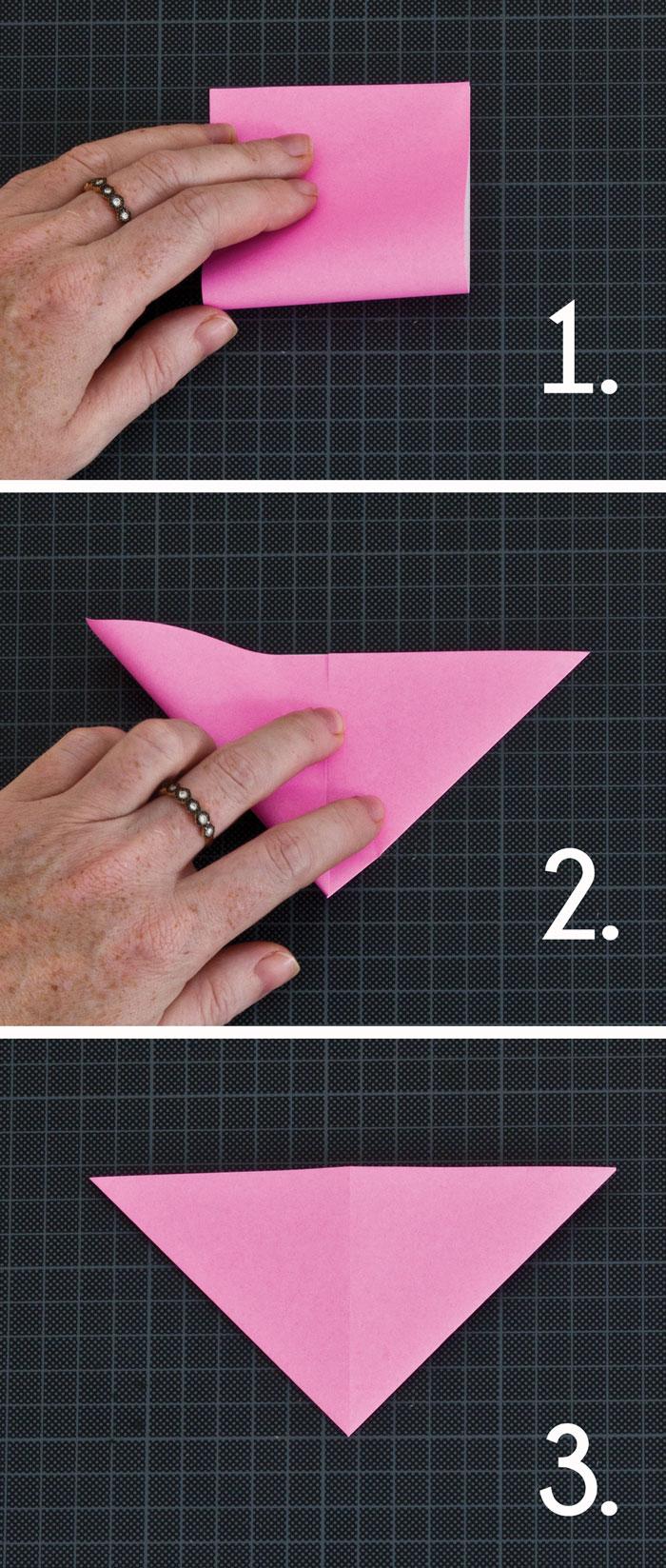 Bloesem Kids   DIY Valentines Heart shaped Paper Holder