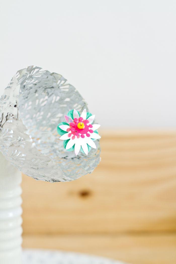 Bloesem Kids | DIY Paper Doily Bowl