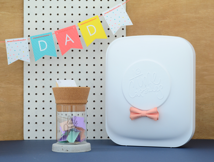 Bloesem Kids   Father's Day gift idea: Time Capsules and Little Quote Jar