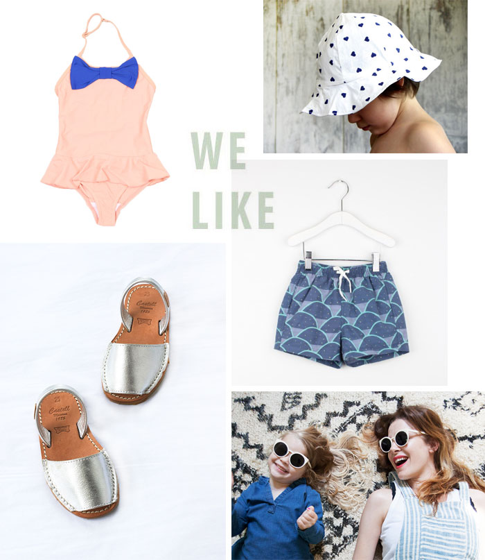 Bloesem Kids   We like: Soak up the sun in these summer essentials