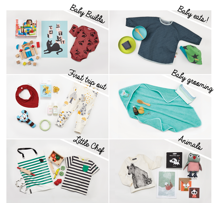 Bloesem Kids | Almondella care package subscription to help new moms care for their babies
