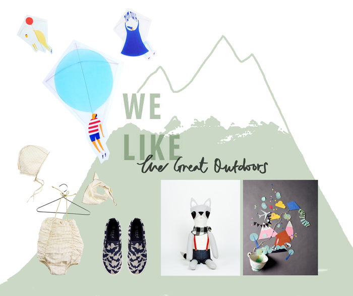 Bloesem Kids | We like the great outdoors