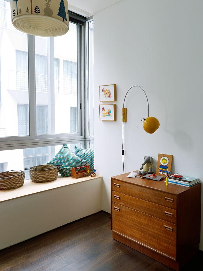Bloesem Kids   Vintage details in our Kids room