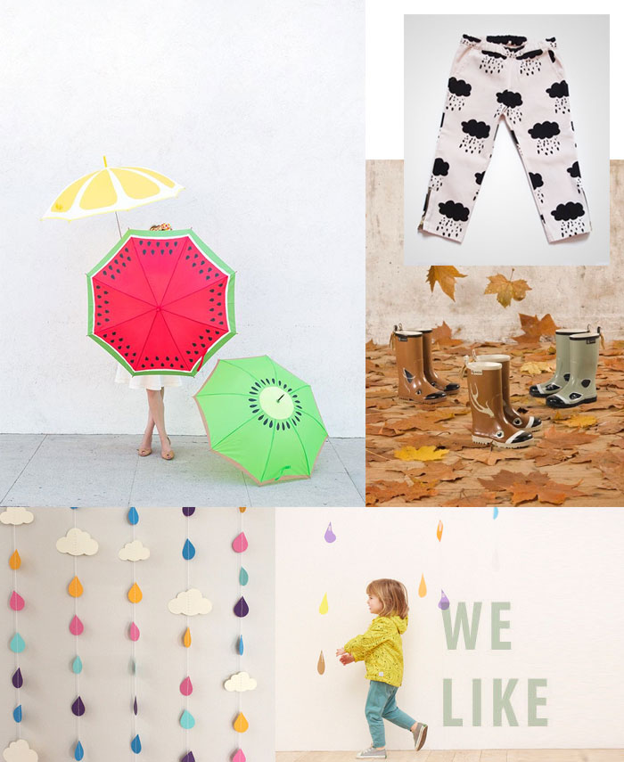 Bloesem Kids | We like: Jumping in puddles