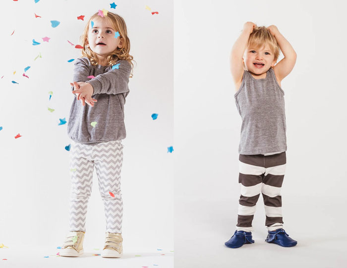 Bloesem Kids | Diapers and Milk 100% organic & 100% cool kids apparel