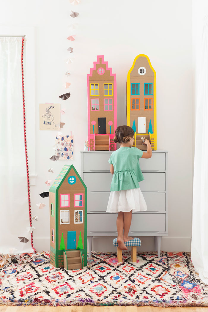 Bloesem Kids | Link Love: Playful Brownstones by MerMag