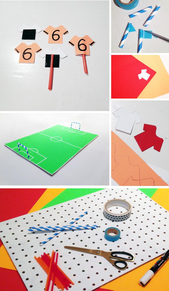 Bloesem Kids   Project #171:Soccer-themed treats.. Goal!!