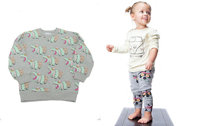 Bloesem Kids | Cosy and fun kidswear for the cold from Gardner and the Gang
