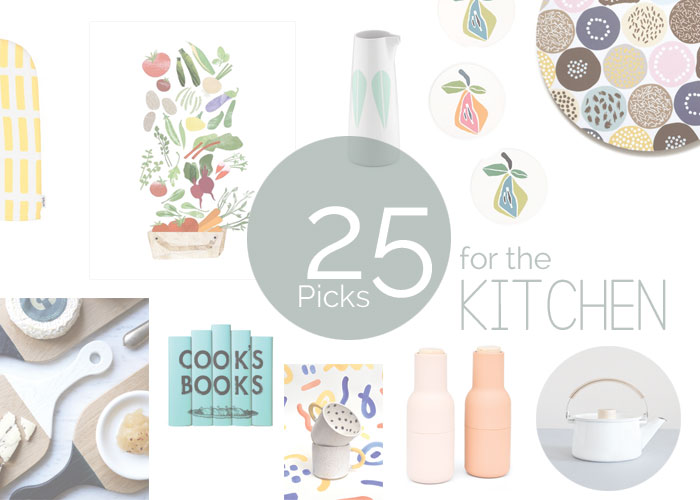 Bloesem Giving   Our 25 picks for gifts for the kitchen