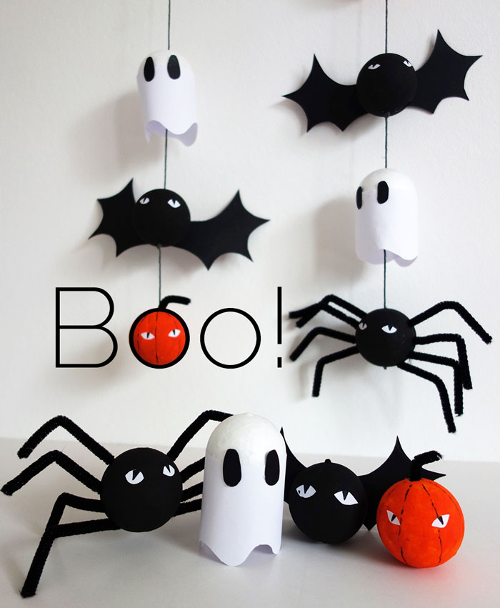 bookhoucraftprojects project 174 diy halloween decorations. Black Bedroom Furniture Sets. Home Design Ideas