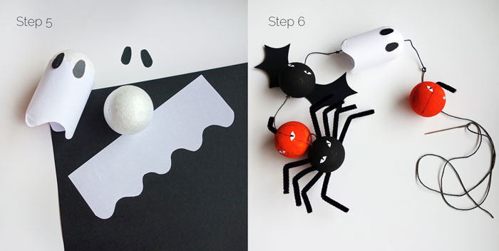 Diy halloween decorations bats - Bookhoucraftprojects Project 174 Diy Halloween Decorations