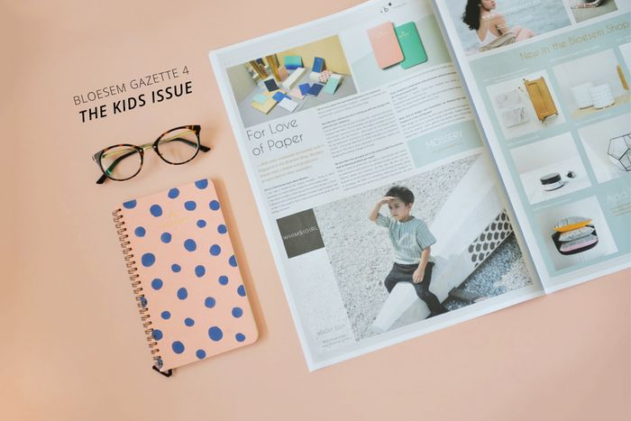 Bloesem gazette | #4 The Kids issue