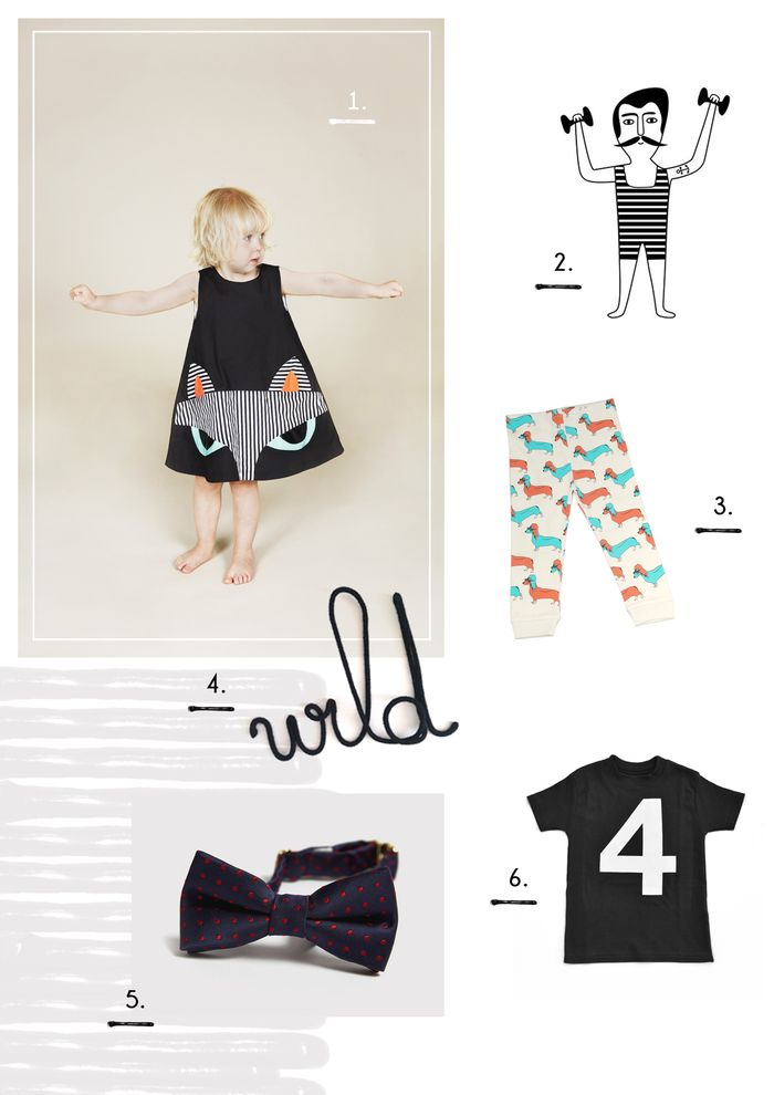Bloesem kids   Alfie Wild - kids online store