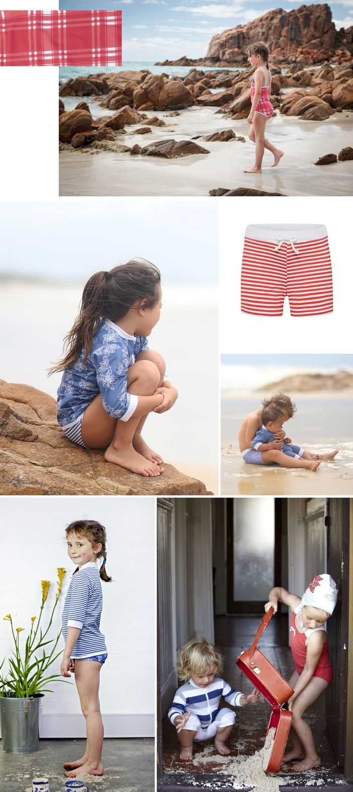 Bloesem kids | Kids Swim wear by Alfie and Nina