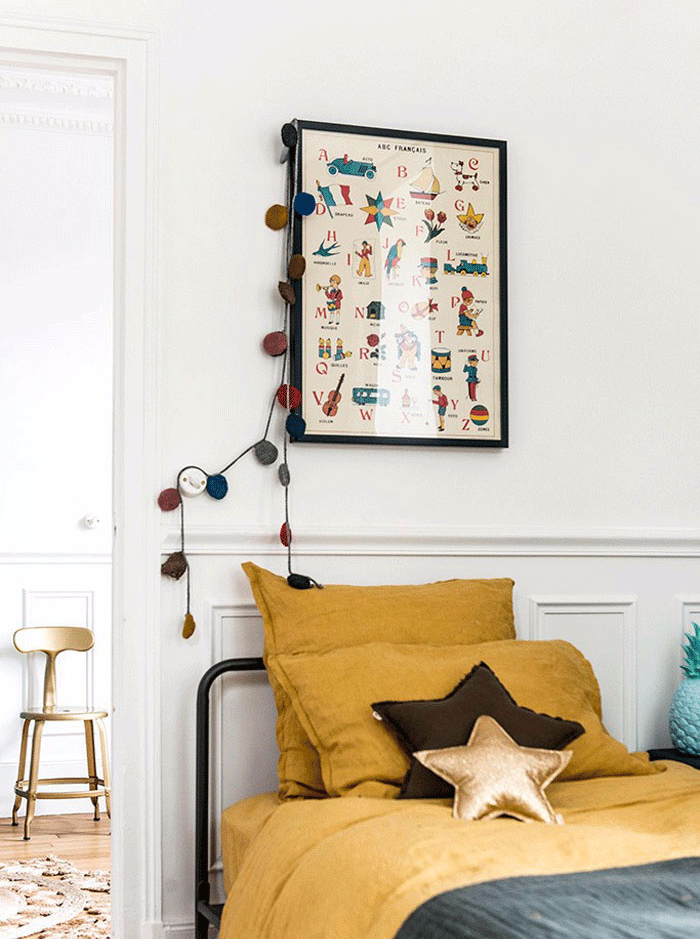 Bloesem Kids | Vintage touch to a kids room