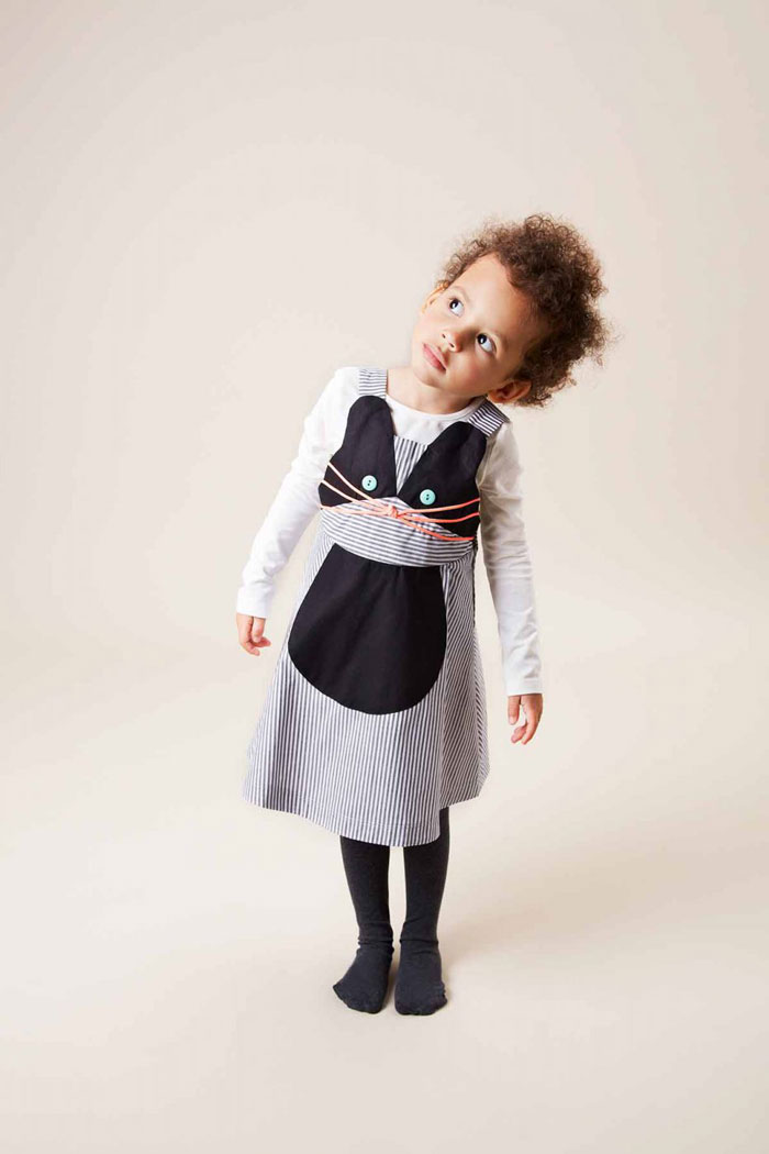 Bloesem kids | Kidswear by Bang Bang Copenhagen- perfect for Halloween too!