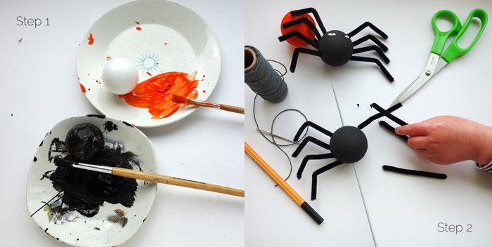 Bloesem Kids | Halloween decoration DIY by Emma of Showpony
