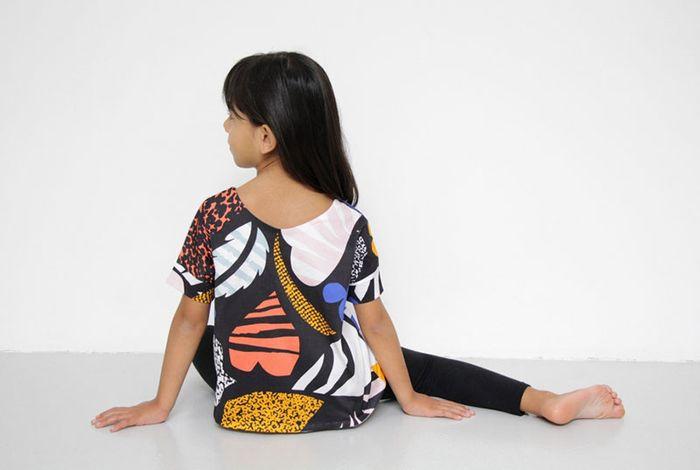 Bloesem kids | Tove Johansson print collection - Jungle