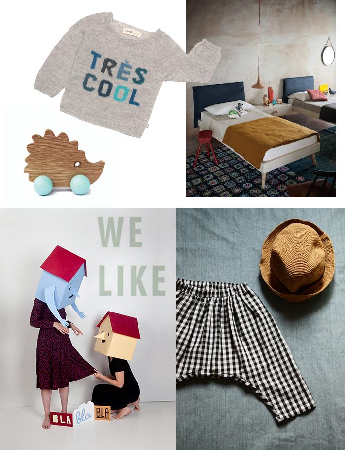 Bloesem kids | We like Wednesdays